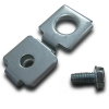 Bifold Track Socket with Screw